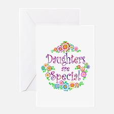 Daughter Greeting Card