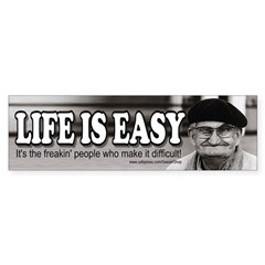 Life Is Easy