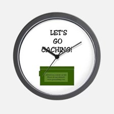 Let's Go Caching! Wall Clock