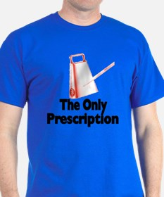 cowbell-the only prescription T-Shirt