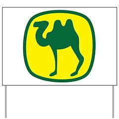 John Camel Yard Sign