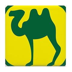 John Camel Tile Coaster