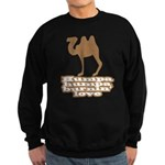 Humpa Humpa Burnin' Love Sweatshirt (dark)