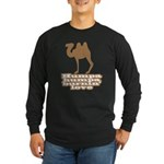 Humpa Humpa Burnin' Love Long Sleeve Dark T-Shirt