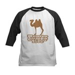 Humpa Humpa Burnin' Love Kids Baseball Jersey