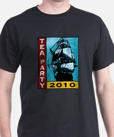 Tea Party 2010 T-Shirt