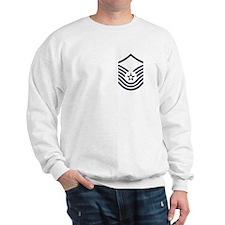 SMSgt Pre-1992 Stripes Sweatshirt 4