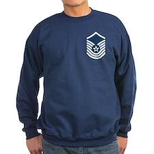 SMSgt Pre-1992 Stripes Sweatshirt 6