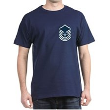 SMSgt Pre-1992 Stripes T-Shirt 2