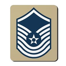 SMSgt Old Stripes 3rd Mousepad