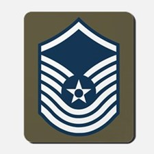 SMSgt Old Stripes 4th Mousepad