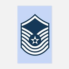SMSgt Old Stripes 1st Decal