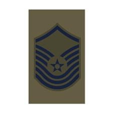 SMSgt Old Stripes 5th Decal