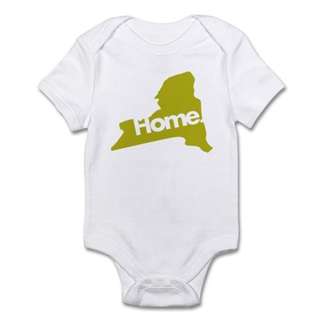 Home - New York Infant Bodysuit