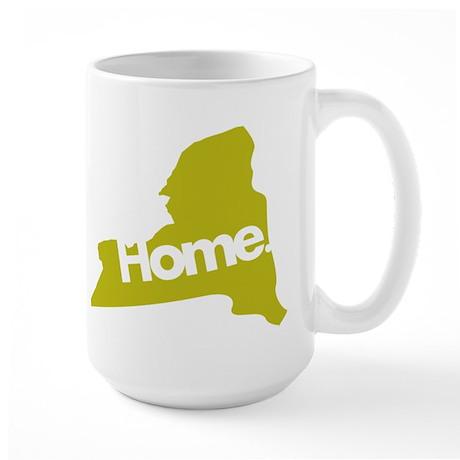 Home - New York Large Mug