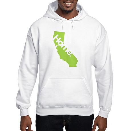 Home - California Hooded Sweatshirt