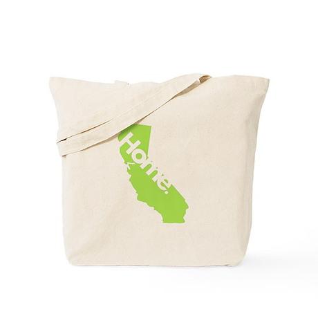 Home - California Tote Bag