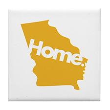 Home - Georgia Tile Coaster