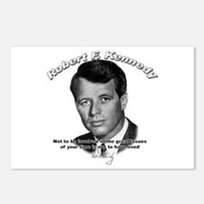 Robert F. Kennedy 02 Postcards (Package of 8)