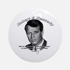 Robert F. Kennedy 02 Ornament (Round)