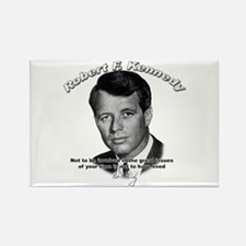 Robert F. Kennedy 02 Rectangle Magnet