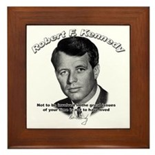 Robert F. Kennedy 02 Framed Tile