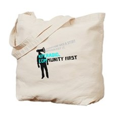 Cute San diego radio stations Tote Bag