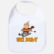 """Ski Baby """"Joshua"""" Bib"""