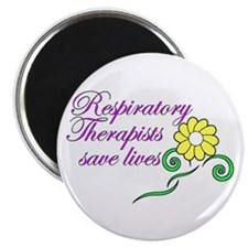"Cute Respiratory 2.25"" Magnet (10 pack)"