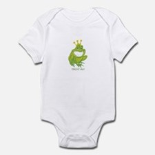 Trust Me Baby and Toddler Onesie