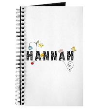 Hannah Floral Journal