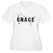 Grace Floral T-Shirt