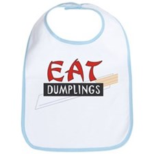 CRAZYFISH kids dumplings Bib
