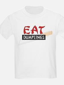 CRAZYFISH kids dumplings T-Shirt