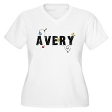 Avery Floral T-Shirt
