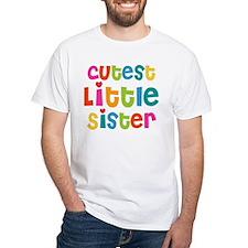 Cutest Little Sister Shirt