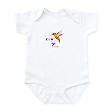 Cherokee Hummingbird Infant Bodysuit