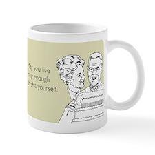 Shit Yourself Small Mugs