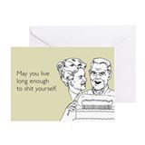 Shit Greeting Cards