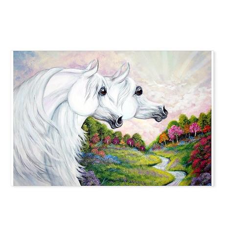 """Paradise Promised"" Arabian Horse Postcards (Packa"