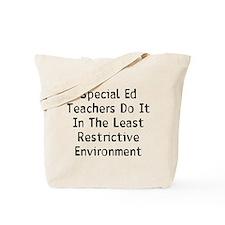 Special Teacher Tote Bag