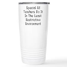 Special Teacher Travel Mug