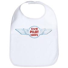 Cub Pilot Corp Bib