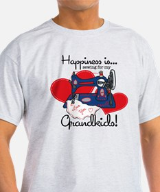Happiness Is Sewing T-Shirt