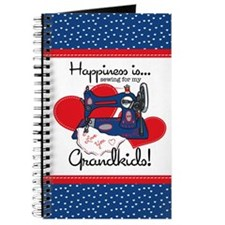 Happiness Is Sewing Journal