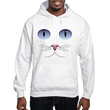Cat Face Jumper Hoody