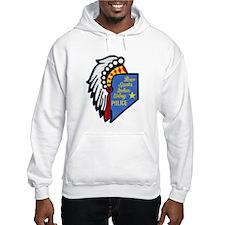 Reno Sparks Indian Police Hoodie