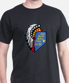 Reno Sparks Indian Police T-Shirt