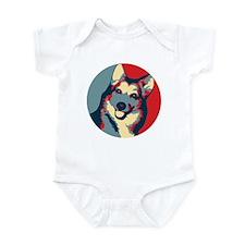 Vote Schipperke! - Infant Bodysuit