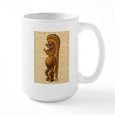 Happy Tiki Man Mug